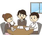 転職活動で、卒業校の就職課を利用することはできる?