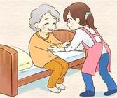 介護の仕事に転職する