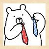 ネクタイのアイコン