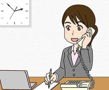 経験者が優遇される事務職のアイキャッチ画像