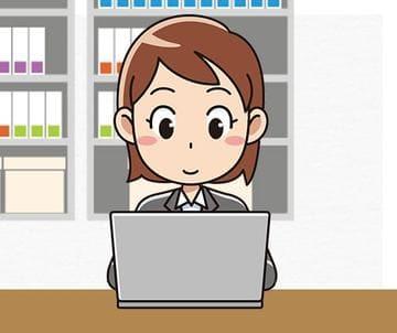 女性に人気の事務職に転職するのアイキャッチ画像
