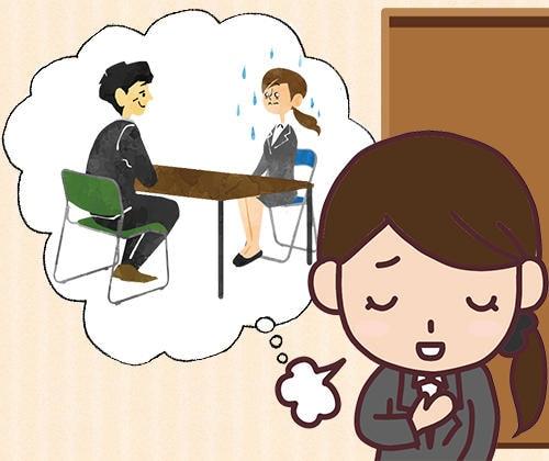 面接で、聞かれたら困ることが質問されなかったら、要注意!