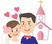 結婚するなど被扶養者になる場合も手続きが必要イメージ画像