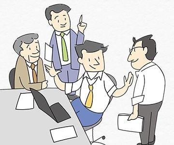 社内、社外の人間関係を1から築く必要があるのアイキャッチ画像