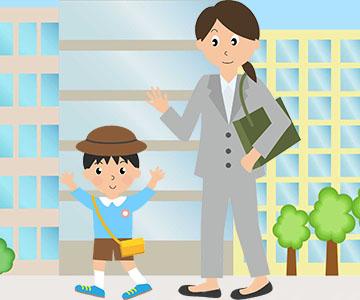 子供がいる高卒女性が働きやすい職場とは?のアイキャッチ画像